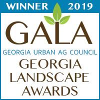 Gala Winner 2019 Georgia Landscape Awards