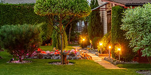 Alpharetta Outdoor Lighting