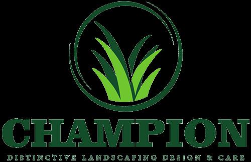 logo Champion Lawn Care Alpharetta, GA